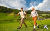 Nordic walking in Val di Vizze