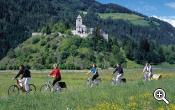 Valley bike path - Reifenstein